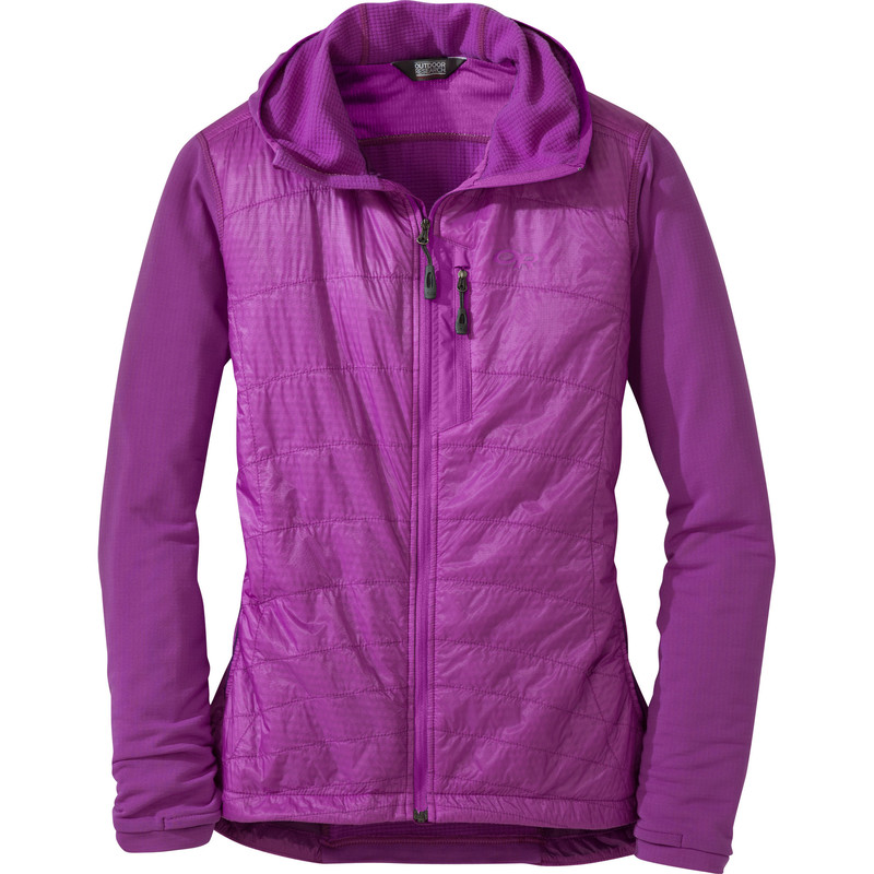 Outdoor Research Women´s Deviator Hoody Ultraviolet-30