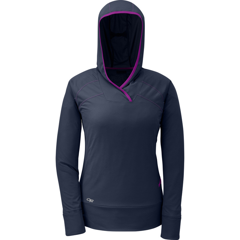 Outdoor Research Women´s Echo Hoody Night/Ultraviolet-30