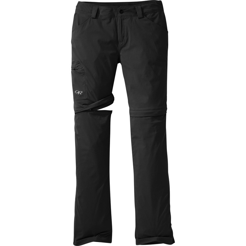 Outdoor Research Women´s Equinox Convert Pants Black-30