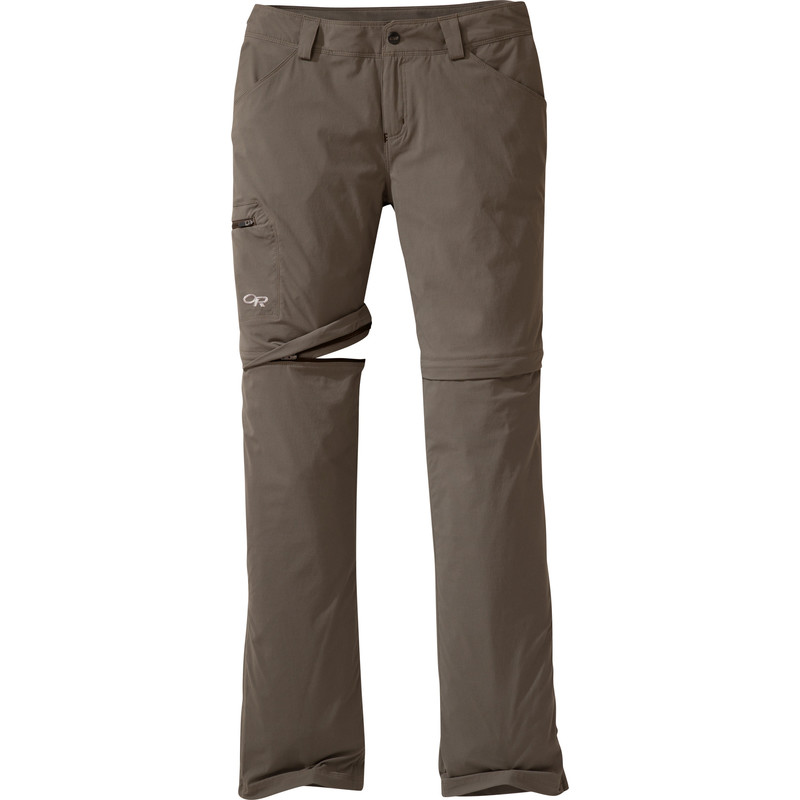 Outdoor Research Women´s Equinox Convert Pants Mushroom-30