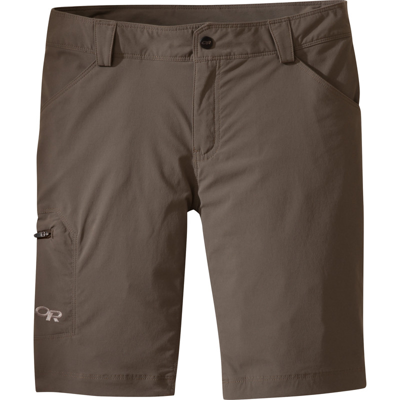 Outdoor Research Women´s Equinox Shorts Mushroom-30