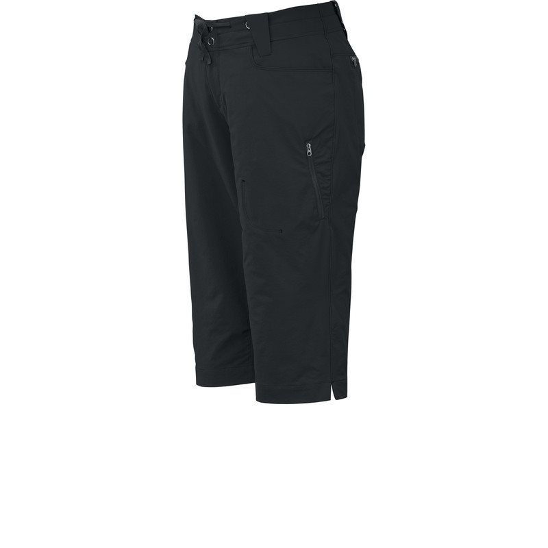 Outdoor Research Women´s Ferrosi Capris Black-30