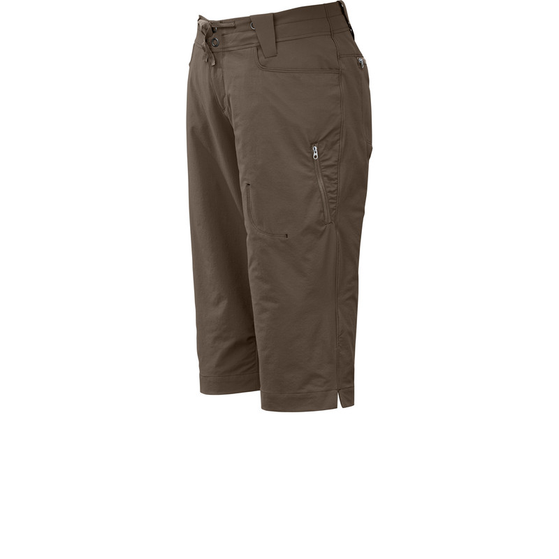 Outdoor Research Women´s Ferrosi Capris Mushroom-30