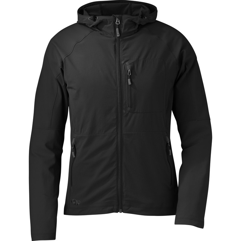 Outdoor Research Women´s Ferrosi Hoody Black-30