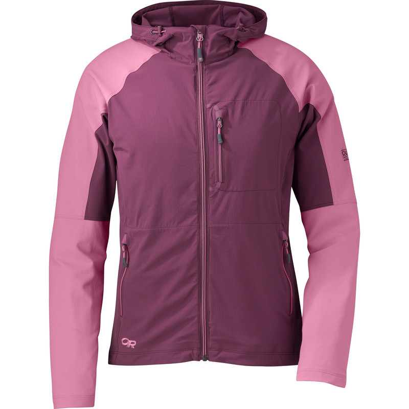 Outdoor Research Women´s Ferrosi Hoody Orchid/Crocus-30