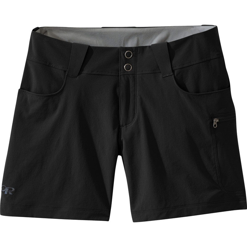 Outdoor Research Women´s Ferrosi Summit Shorts Black-30