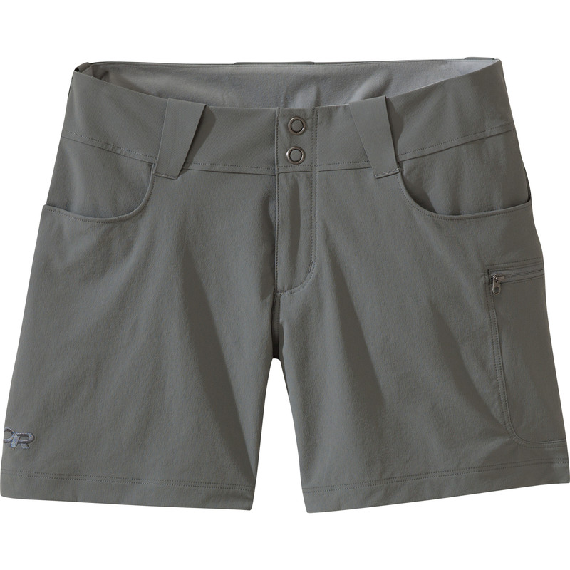 Outdoor Research Women´s Ferrosi Summit Shorts Pewter-30