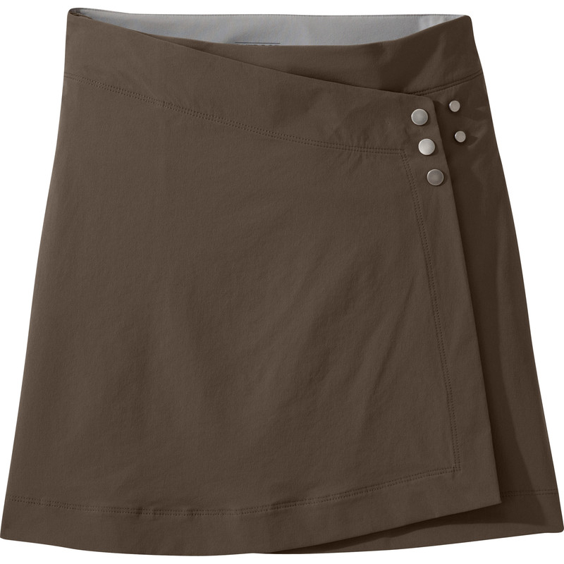 Outdoor Research Women´s Ferrosi Wrap Skirt Mushroom-30