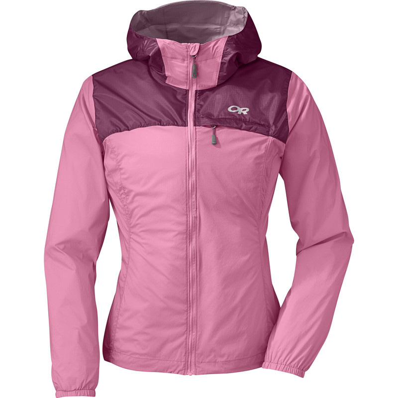 Outdoor Research Women´s Helium Hybrid Jacket Crocus/Orchid-30