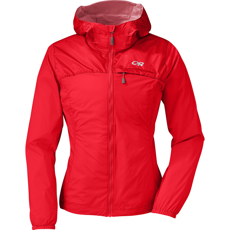 Outdoor Research Women´s Helium Hybrid Jacket Flame-30