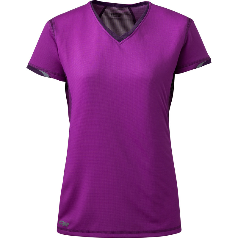 Outdoor Research Women´s Octane S/S Tee Ultraviolet-30