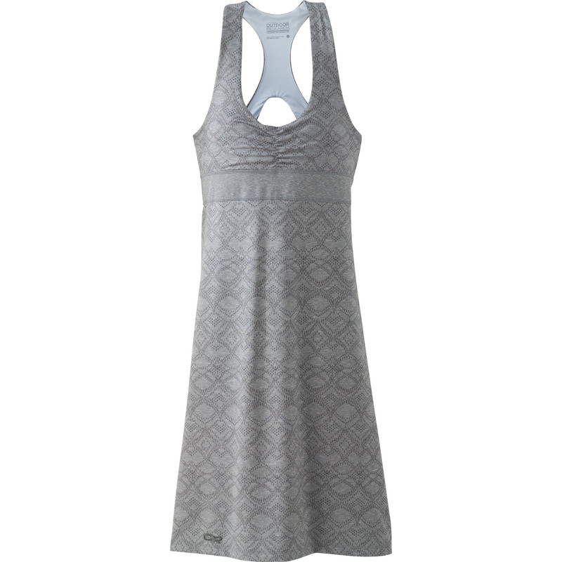 Outdoor Research Women´s Trance Dress Pewter/Charcoal-30