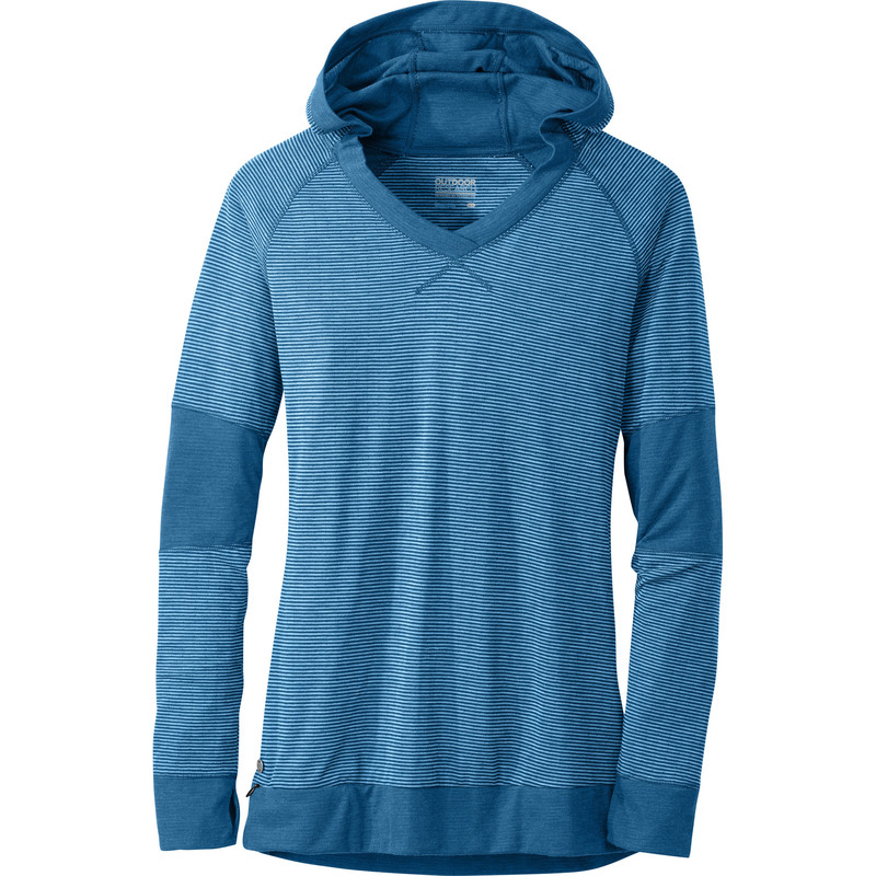 Outdoor Research Women´s Umbra Hoody Cornflower-30