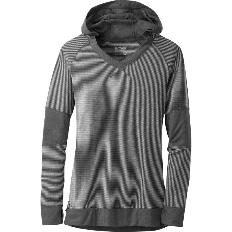 Outdoor Research Women´s Umbra Hoody Pewter-30