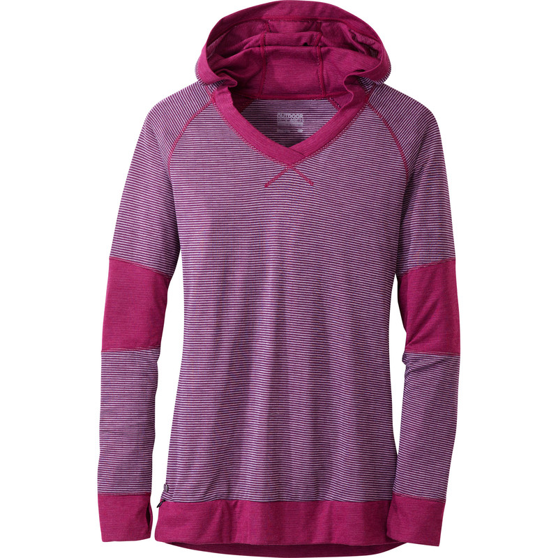 Outdoor Research Women´s Umbra Hoody Sangria-30