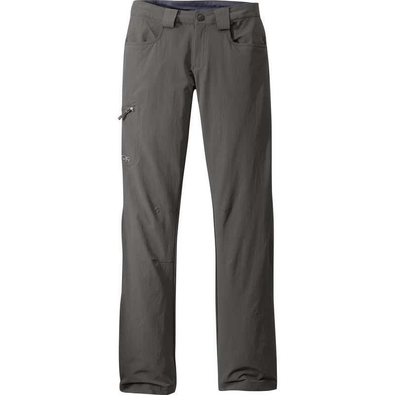 Outdoor Research Women´s Voodoo Pants Charcoal-30