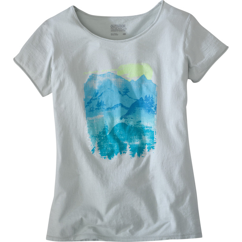 Outdoor Research Women´s Windsong Tee Alloy-30