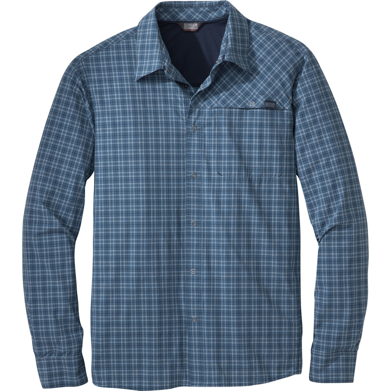 Outdoor Research - Men´s Astroman L/S Shirt Dusk - Shirts -