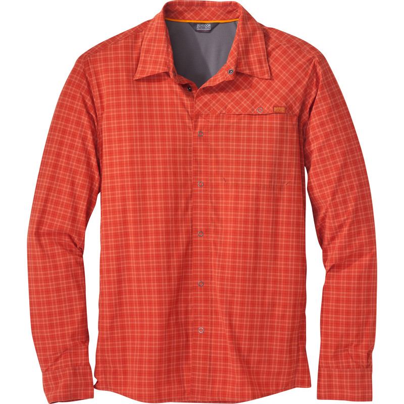Outdoor Research Men´s Astroman L/S Shirt Diablo-30