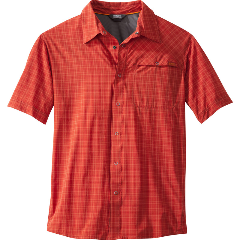 Outdoor Research Men´s Astroman S/S Shirt Diablo-30