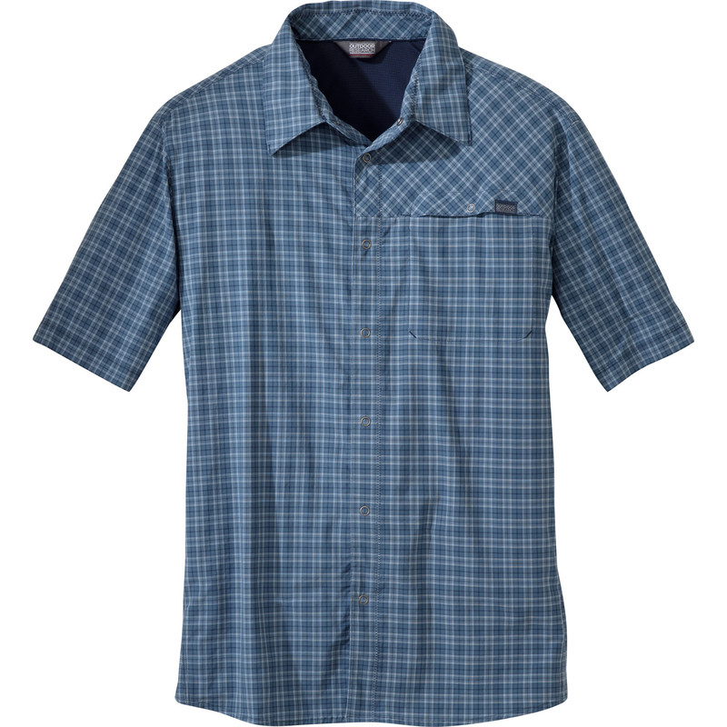 Outdoor Research Men´s Astroman S/S Shirt Dusk-30