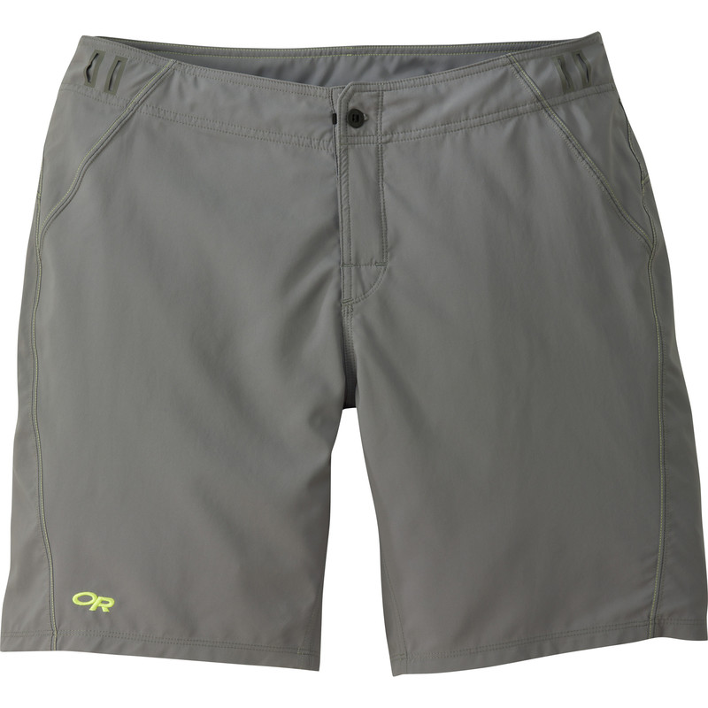 Outdoor Research Men´s Backcountry Boardshorts Pewter/Lemongrass-30