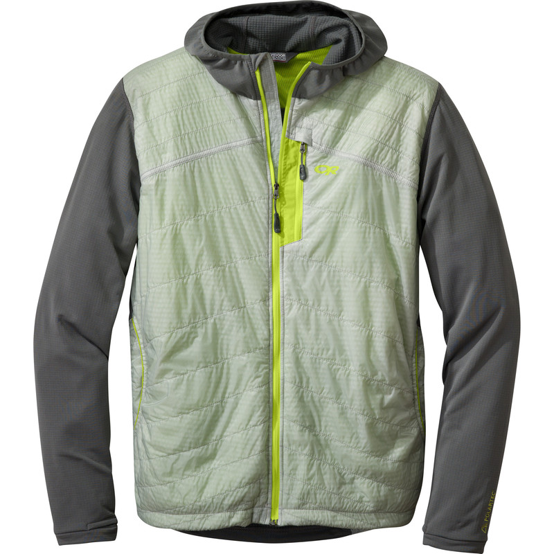 Outdoor Research Men´s Deviator Hoody Alloy/Pewter-30
