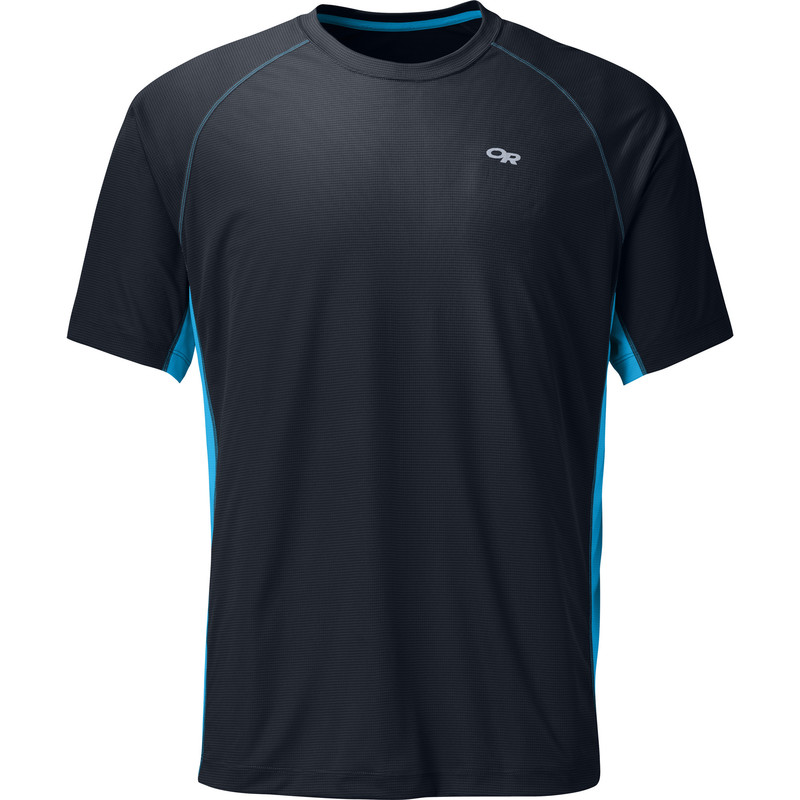 Outdoor Research Men´s Echo Duo Tee Night/Hydro-30