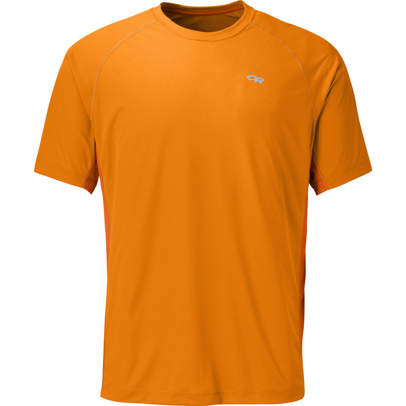 Outdoor Research Men´s Echo Duo Tee Supernova/Bengal-30