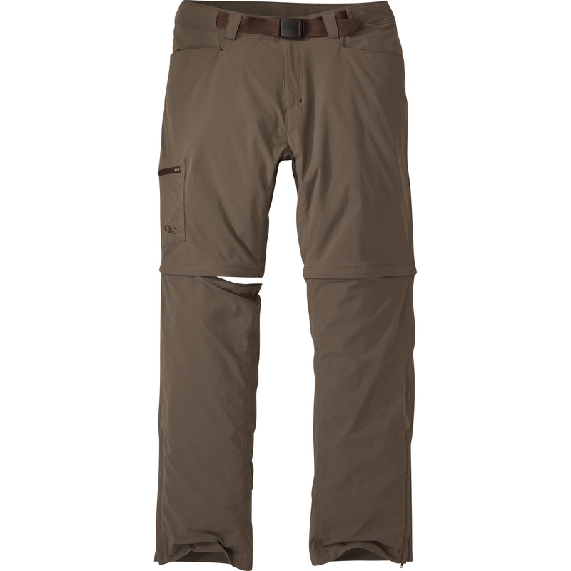 Outdoor Research Men´s Equinox Convert Pants Mushroom-30