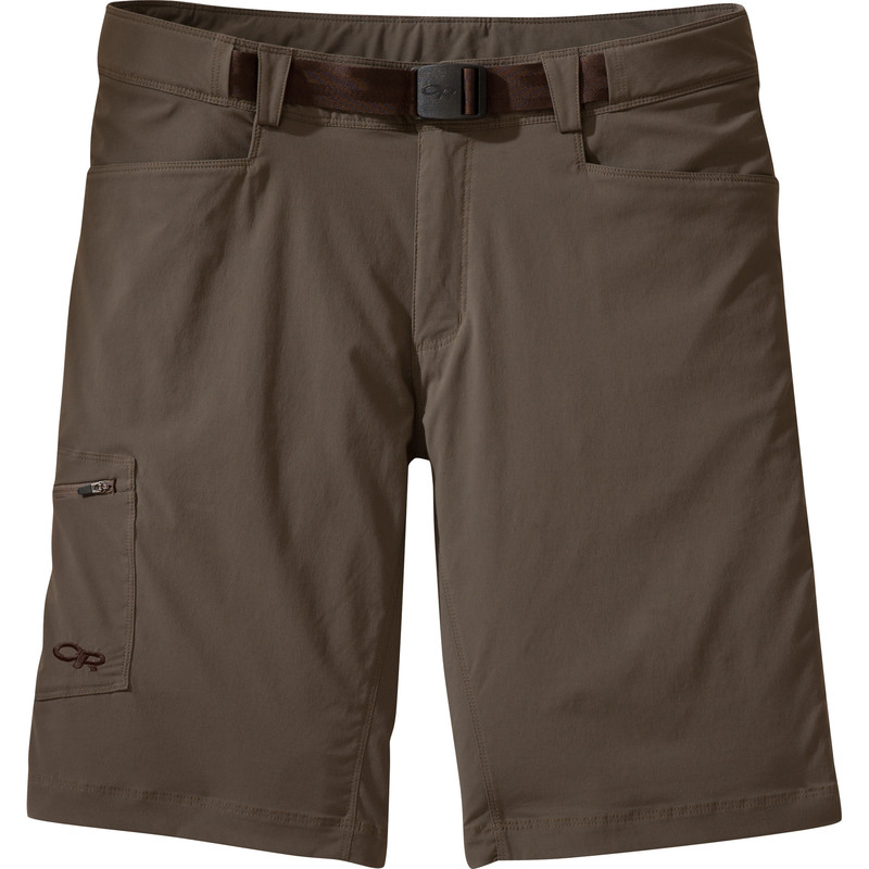 Outdoor Research Men´s Equinox Shorts Mushroom-30