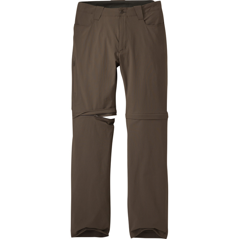 Outdoor Research Men´s Ferrosi Convertible Pants Mushroom-30