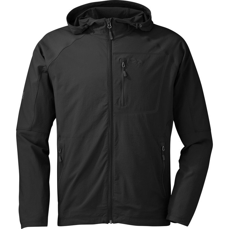 Outdoor Research Men´s Ferrosi Hoody Black-30
