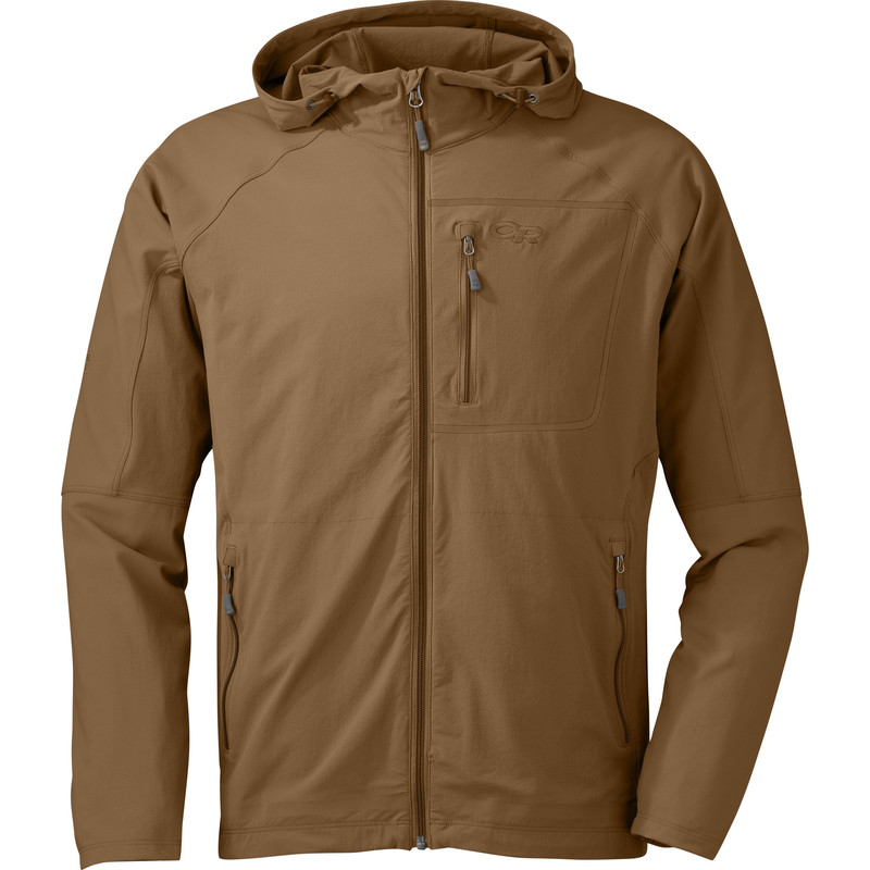 Outdoor Research Men´s Ferrosi Hoody Coyote-30