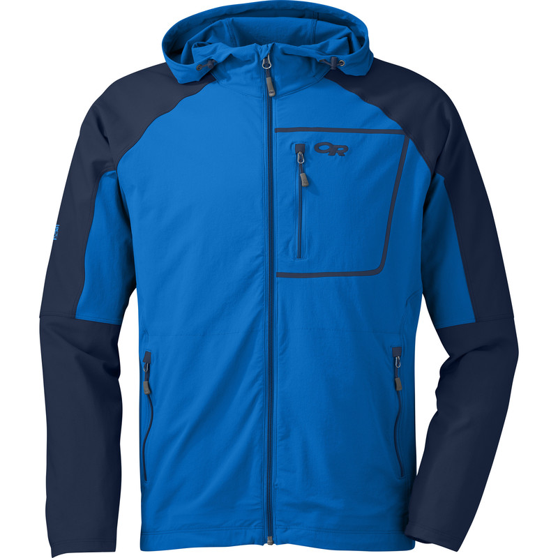 Outdoor Research Men´s Ferrosi Hoody Glacier/Night-30