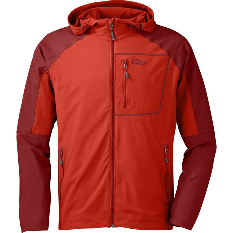 Outdoor Research Men´s Ferrosi Hoody Taos/Diablo-30