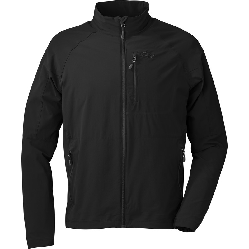 Outdoor Research Men´s Ferrosi Jacket Black-30
