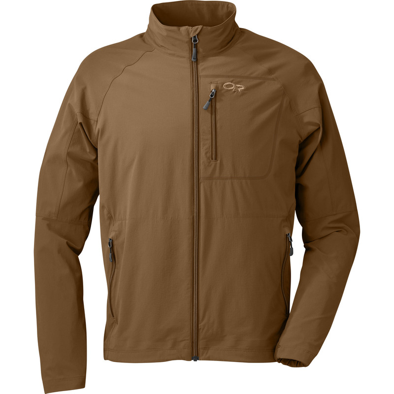 Outdoor Research Men´s Ferrosi Jacket Coyote-30