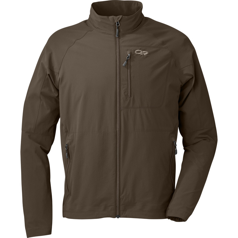 Outdoor Research Men´s Ferrosi Jacket Mushroom-30