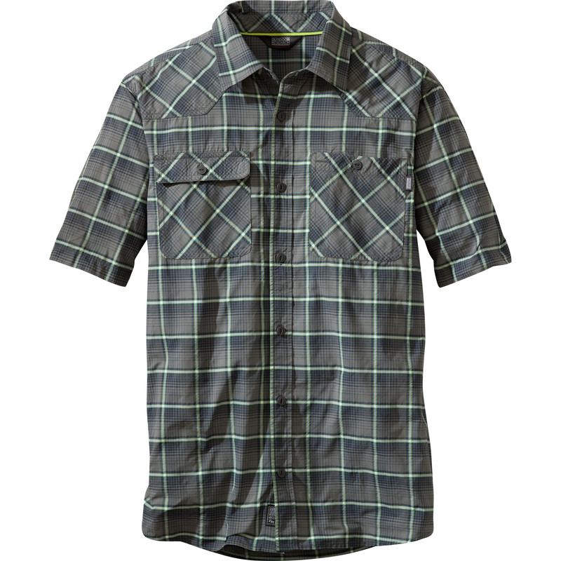 Outdoor Research Men´s Growler S/S Shirt Pewter-30