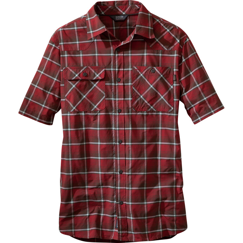 Outdoor Research Men´s Growler S/S Shirt Redwood-30