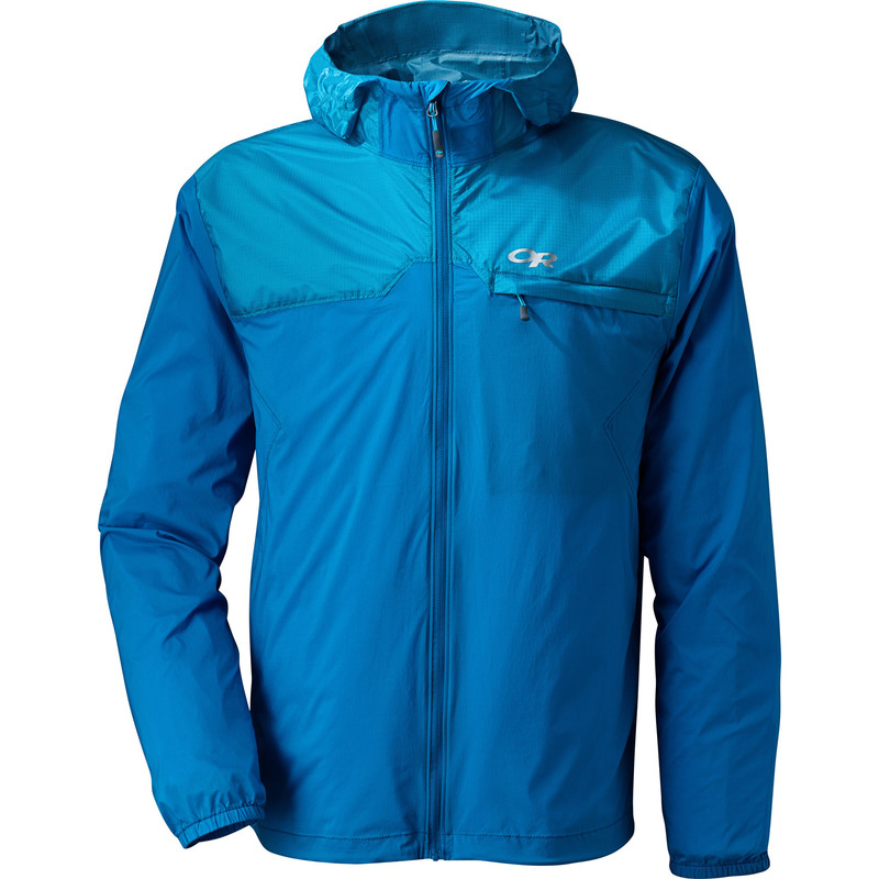 Outdoor Research Men´s Helium Hybrid Jacket Glacier/Hydro-30
