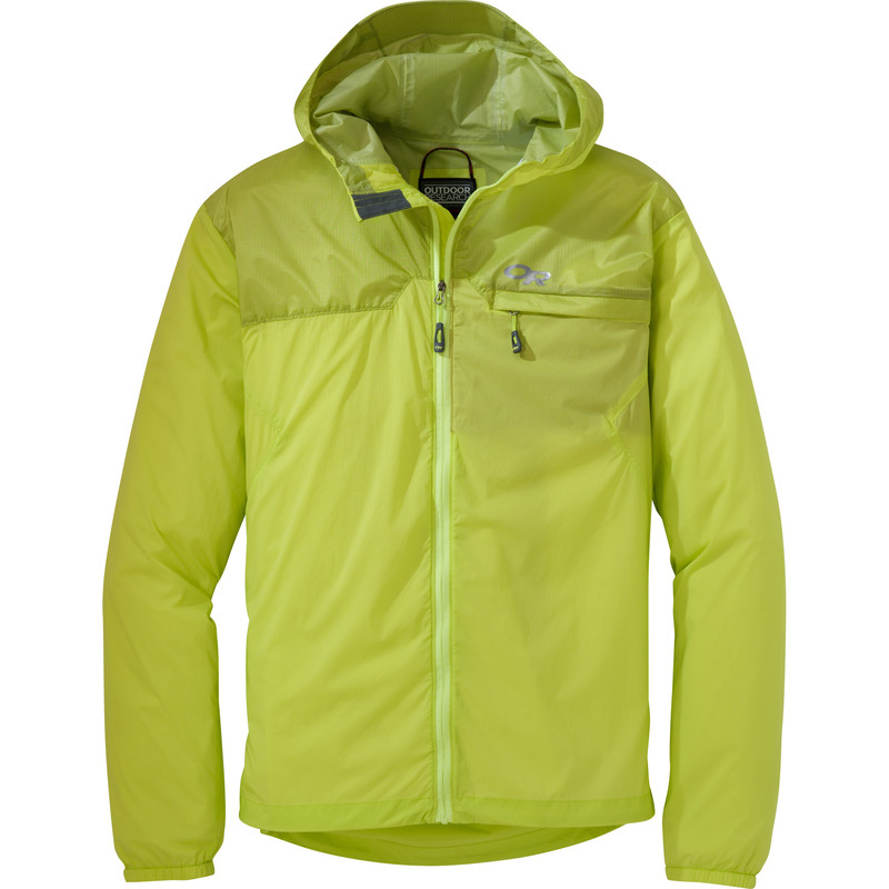 Outdoor Research Men´s Helium Hybrid Jacket Lemongrass-30