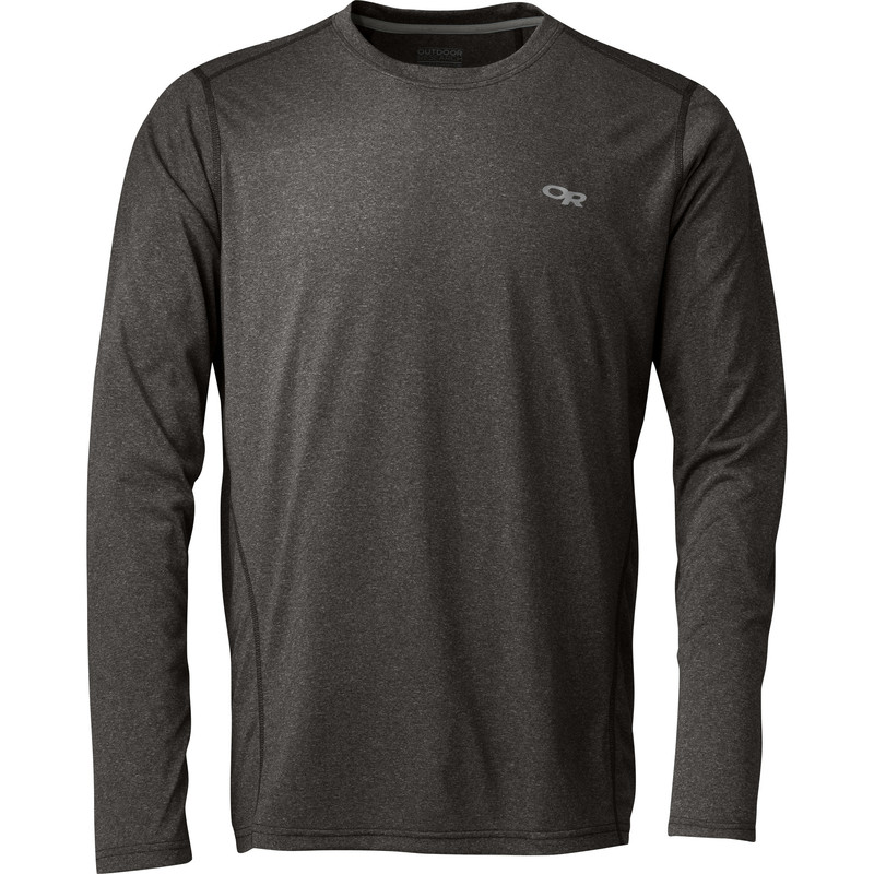 Outdoor Research Men´s Ignitor L/S Tee Charcoal-30