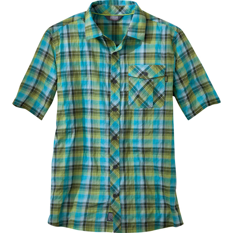 Outdoor Research Men´s Jinx S/S Shirt Palm-30