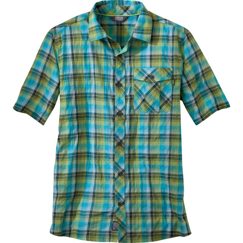 Outdoor Research Men´s Jinx S/S Shirt Palm-30