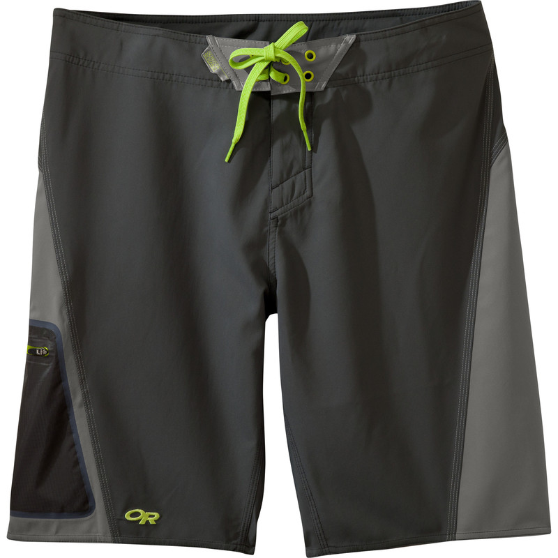 Outdoor Research Men´s Lunch Counter Boardshorts Charcoal/Pewter-30