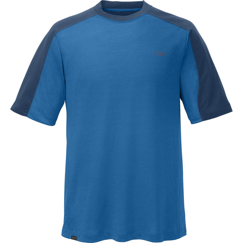 Outdoor Research Men´s Sequence Duo Tee Glacier/Dusk-30