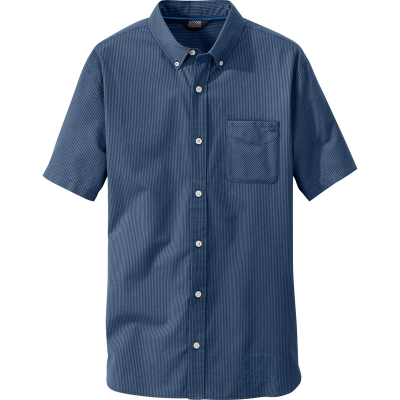 Outdoor Research Men´s Tisbury S/S Shirt Dusk-30