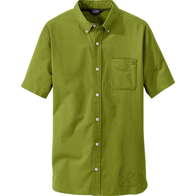 Outdoor Research Men´s Tisbury S/S Shirt Palm-30